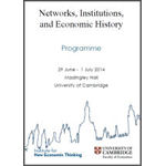 Workshop on Networks, Institutions, and Economic History